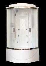 Душевая кабина Royal Bath 90BK2-M-CH