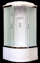 Душевая кабина Royal Bath 90BK6-WC-CH