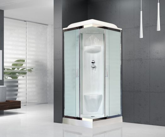 Душевая кабина Royal Bath 80HP6-WC-СН