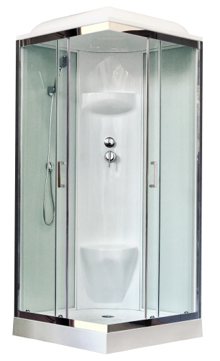 Душевая кабина Royal Bath 90HP6-WT-СН