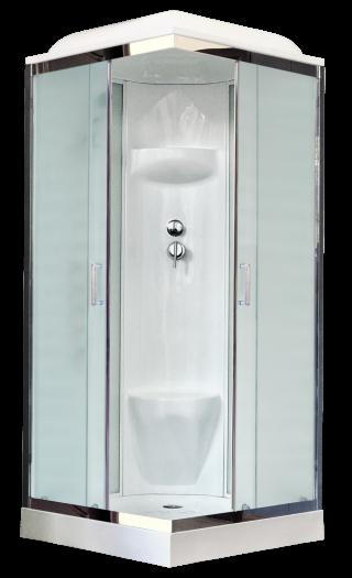 Душевая кабина Royal Bath 90HP6-WC-СН