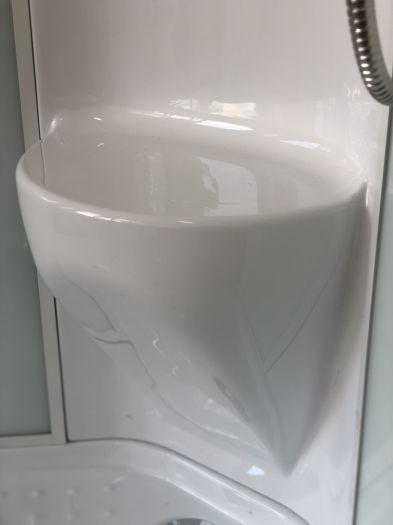 Душевая кабина Royal Bath 90HP7-WT-СН