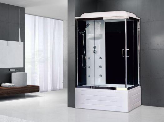 Душевая кабина Royal Bath 8100ВР3-BT-CH