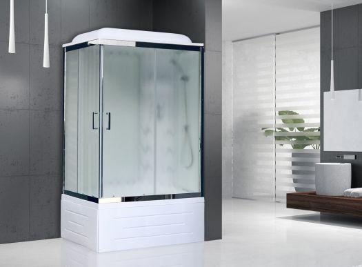 Душевая кабина Royal Bath 8100ВР3-WC-CH