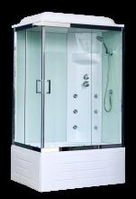 Душевая кабина Royal Bath 8120ВР3-WT-CH