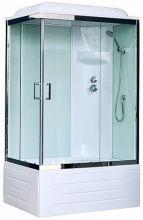 Душевая кабина Royal Bath 8100ВР6-WT-CH