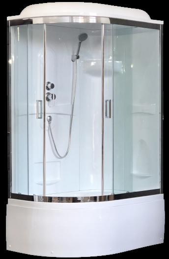 Душевая кабина Royal Bath 8120ВК1-T-СН