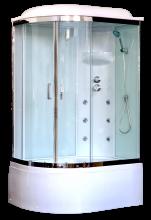Душевая кабина Royal Bath 8120ВК3-WT-CH
