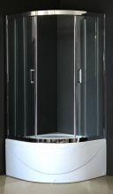Душевое ограждение Royal Bath RB-L3001 100*100*155