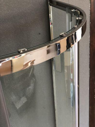Душевое ограждение Royal Bath RB-L3001 100x100x155