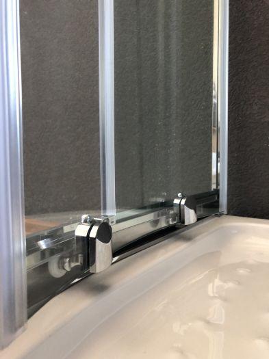 Душевое ограждение Royal Bath RB-L3001 90*90*185