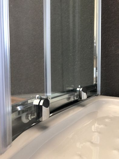 Душевое ограждение Royal Bath RB-L3001 100x100x185