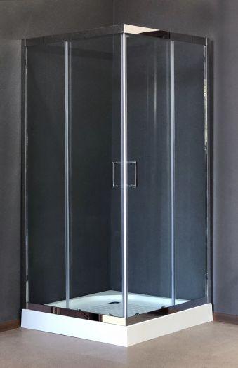 Душевое ограждение Royal Bath RB-L3002 90x90x185