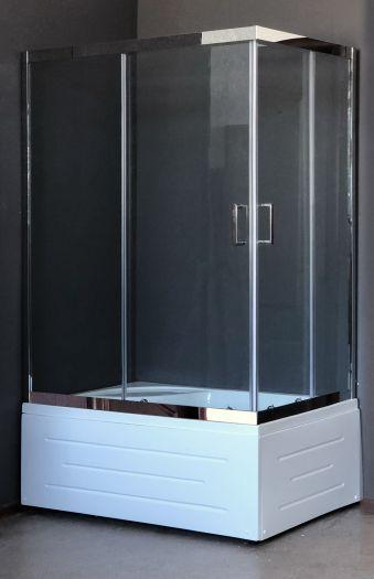 Душевое ограждение Royal Bath RB-L3002 100x80x155