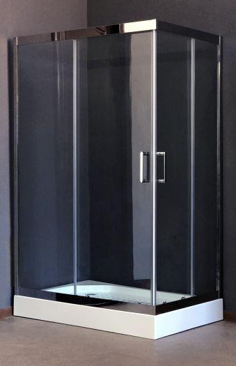 Душевое ограждение Royal Bath RB-L3002 120x80x155