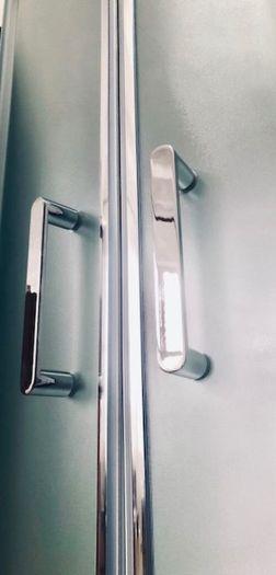 Душевой угол Royal Bath RB 8100ВP-C-СН 1000x800x2000