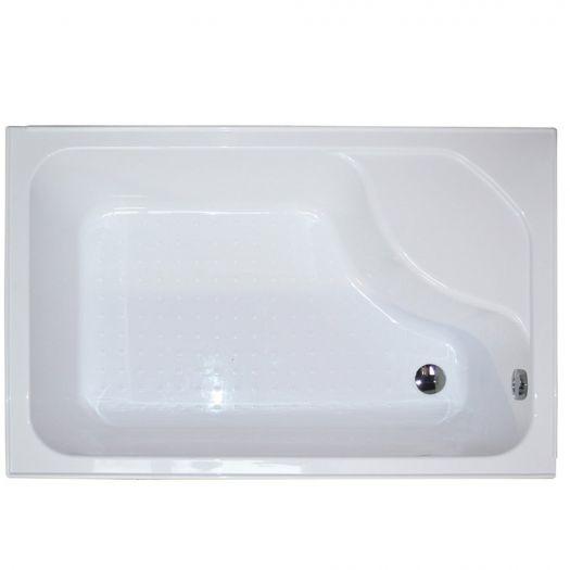 Душевой угол Royal Bath RB 8120ВP-C-СН 1200*800*2000