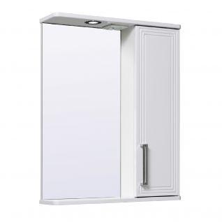 Шкаф зеркальный Runo Олимпия 60