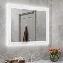 Зеркало Alavann Classic 80 с подсветкой