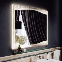 Зеркало Alavann Monaco 70 с подсветкой