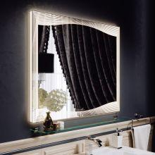 Зеркало Alavann Monaco 80 с подсветкой