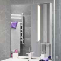 Зеркальный шкаф Alavann Praga 85