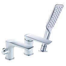 Смеситель Lemark Allegro LM5945CW для ванны и душа