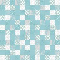 Декор Mosaic Aquamarine (DW7MSC16) 300х300