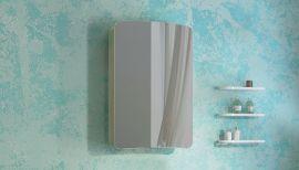 Зеркальный шкаф Velvex Iva 60