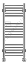 Полотенцесушитель водяной Terminus Аврора, 32/18 П16, 30 x 78 см