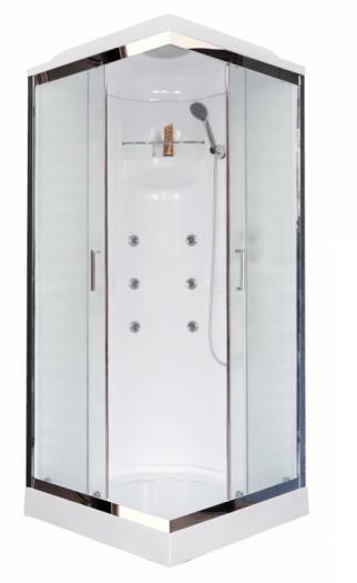 Душевая кабина Royal Bath 80HP2-M-CH