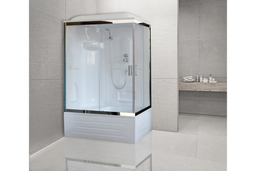 Душевая кабина Royal Bath 8100BP1-T-CH