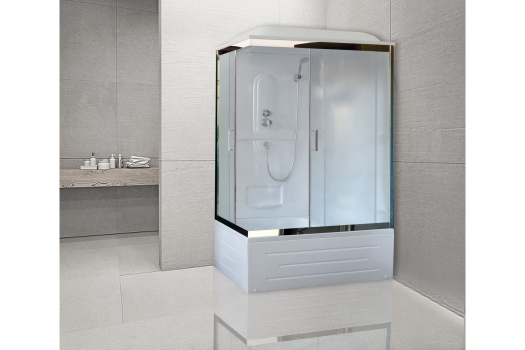 Душевая кабина Royal Bath 8100BP1-M-CH