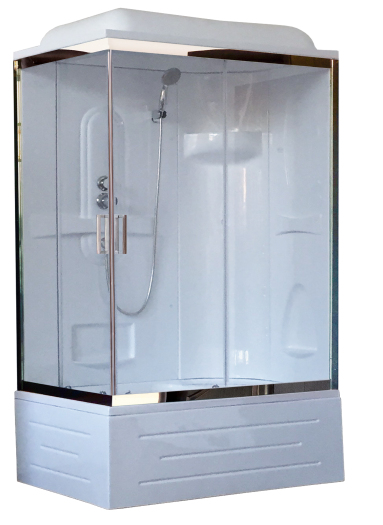 Душевая кабина Royal Bath 8120BP1-T-CH
