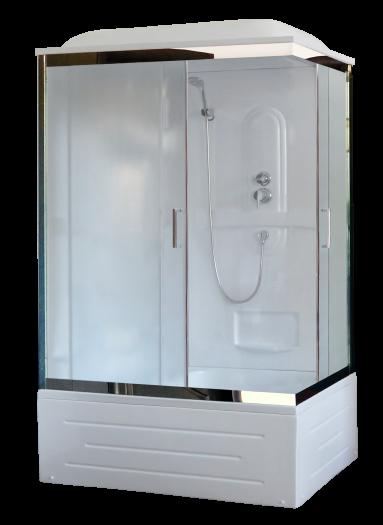Душевая кабина Royal Bath 8120BP1-M-CH