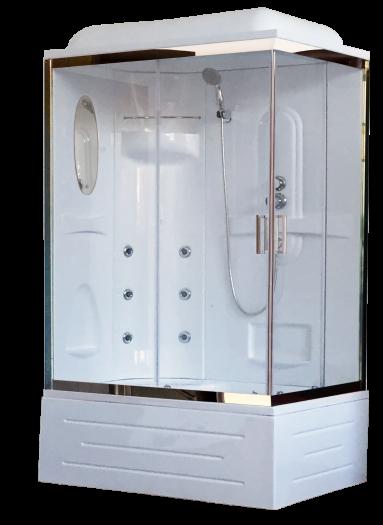 Душевая кабина Royal Bath 8100BP2-T-CH