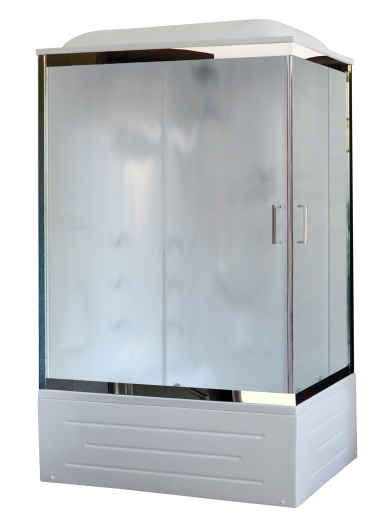Душевая кабина Royal Bath 8120BP2-M-CH