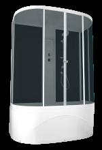 Душевая кабина Domani-Spa Neat High тонированная 150x80