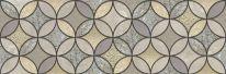 Декор Alma Ceramica Грэйс Многоцветный-24 20х60