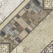 Плитка напольная Alma Ceramica Вега Серая-004 41,8х41,8