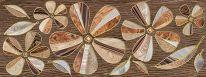 Декор Alma Ceramica Merbau Коричневый-д 15х40