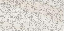 Декор Alma Ceramica Ринальди Белый 24,9х50