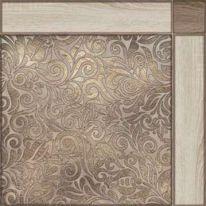 Плитка напольная Alma Ceramica Рико Серая 41,8х41,8