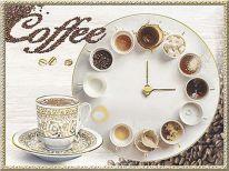 Панно Alma Ceramica Liberi Кофе из 2 плиток 30х40
