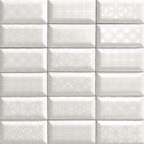 Плитка настенная Mainzu Bumpy Luxor White