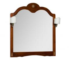 Зеркало Aquanet Дафне 97 орех 178564