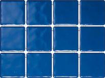 Плитка настенная Kerama Marazzi Оранжерея Бриз синий 30х40 из 12 частей